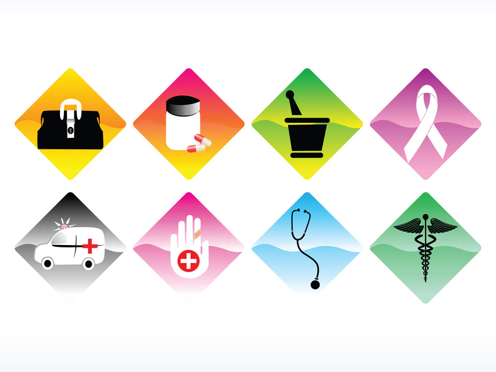 Vector Medical Icon Series Web 2.0 Style Set_10