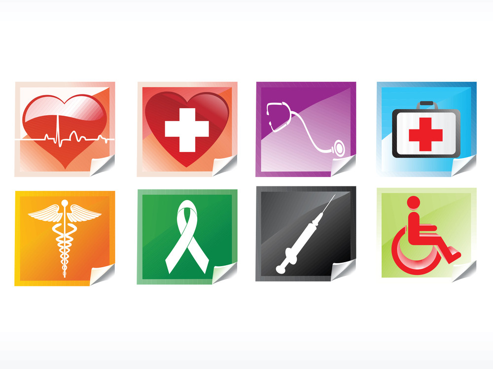 Vector Medical Icon Series Web 2.0 Style Set_13