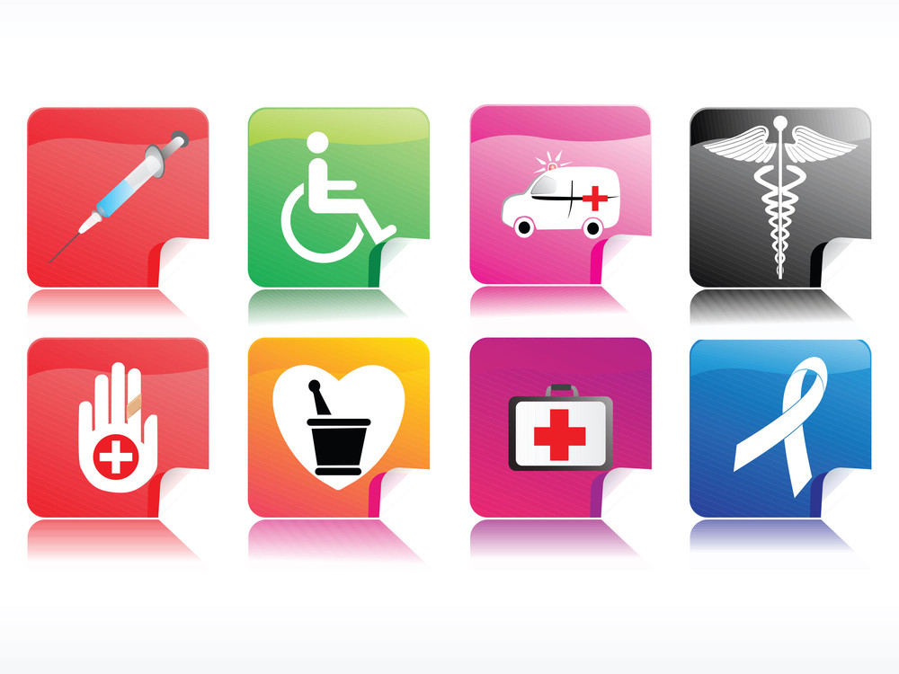 Vector Medical Icon Series Web 2.0 Style Set_20