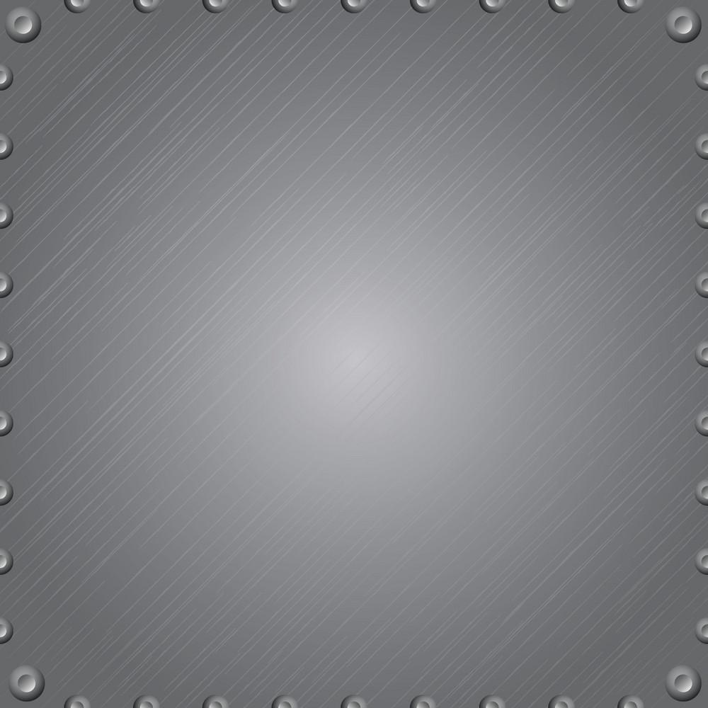 Vector Metal Pattern