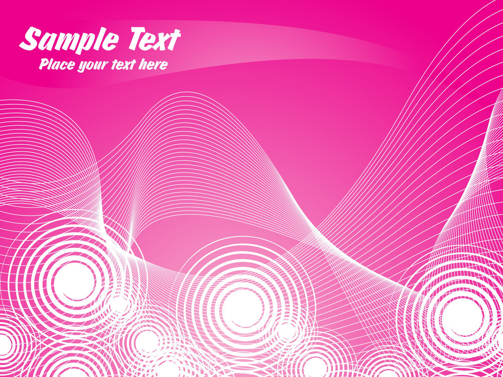 Vector Modern And Graphic Background