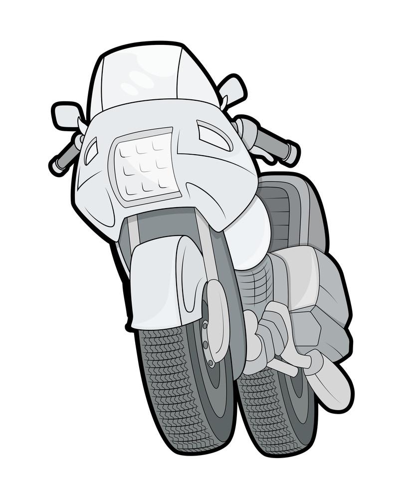 Vector Motorbike