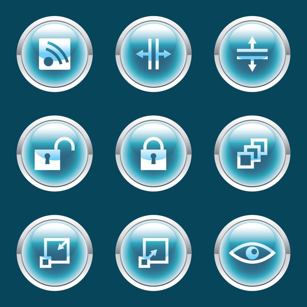 Vector Multimedia Icons