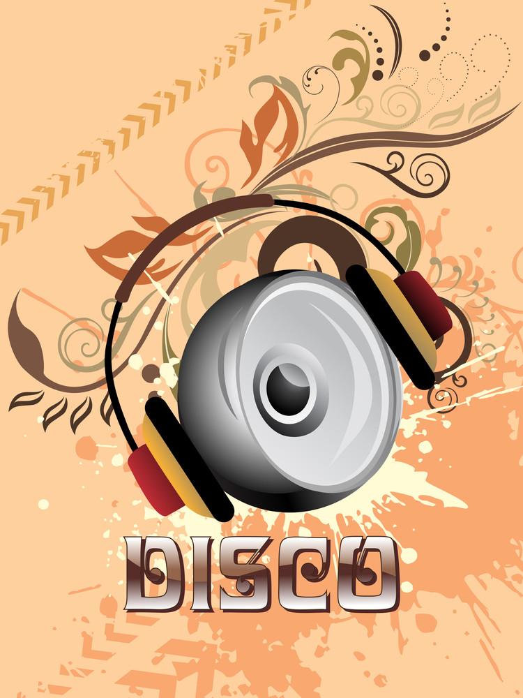 Vector Musical Backgroundl