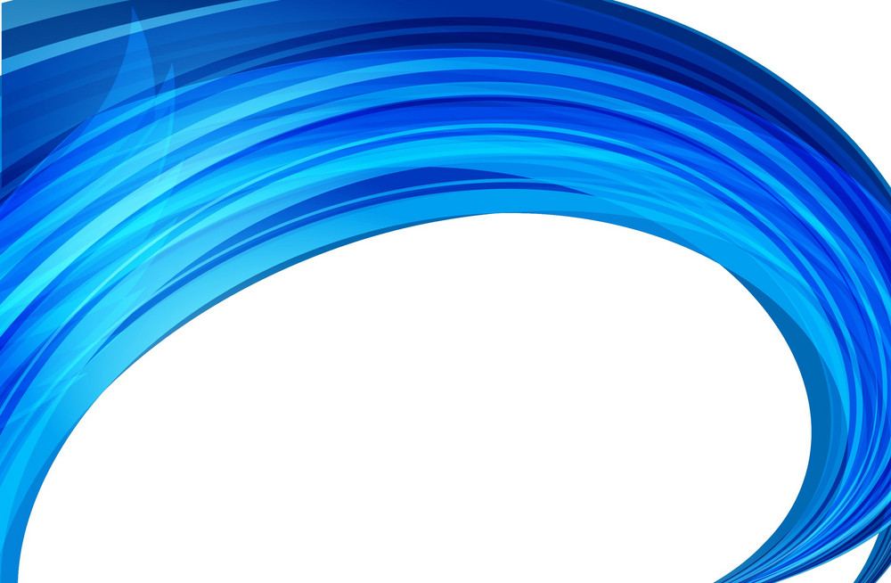 Vector Ocean Wave