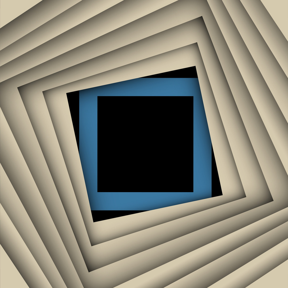 Vector Paper Square And Frame Background