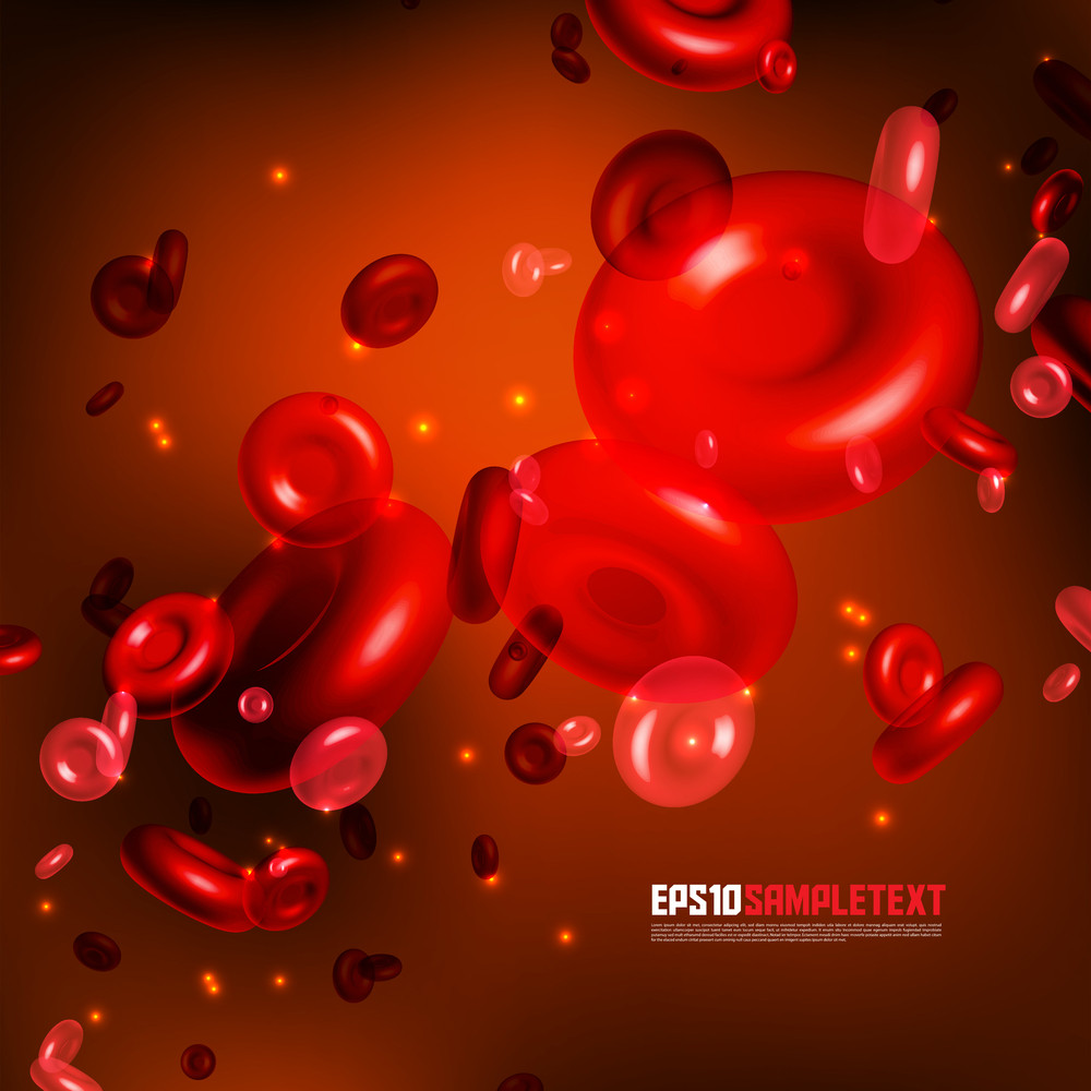 Vector Red Cells
