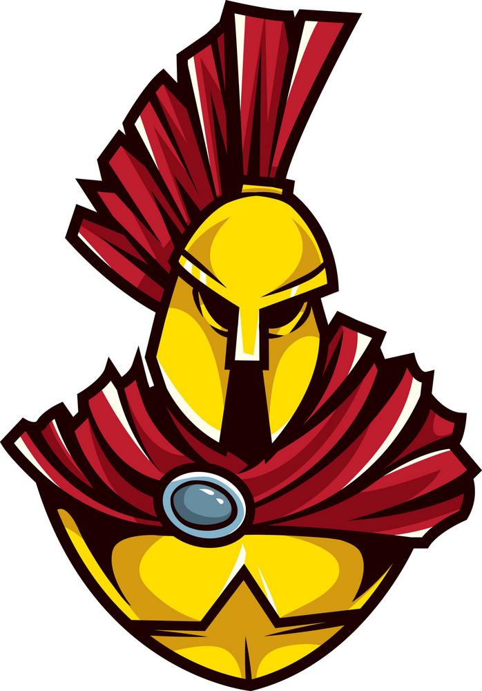 vector roman mascot royalty free stock image storyblocks