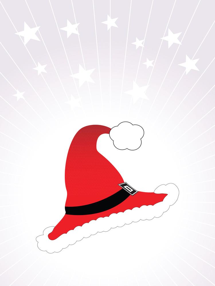 Vector Santa's Cap