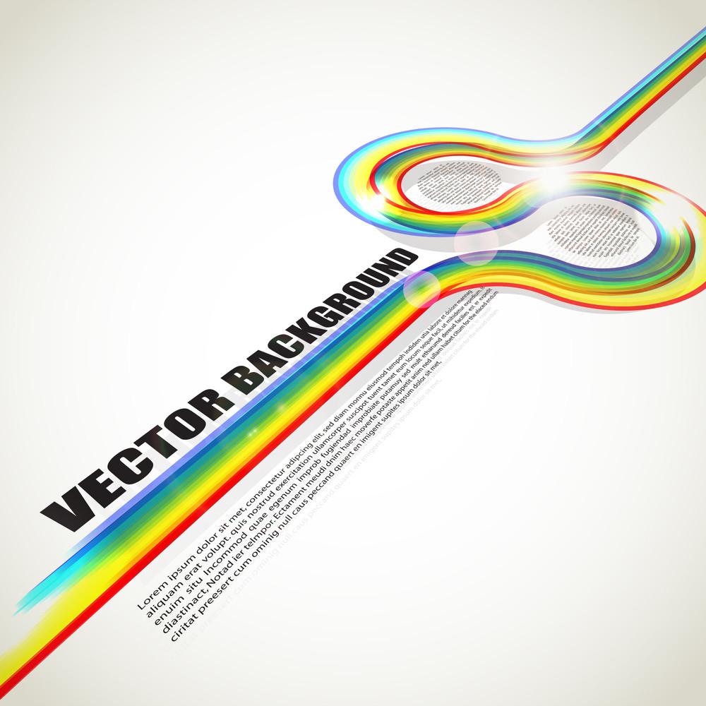 Vector Stripe Design