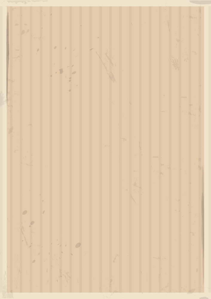 Vector Striped Vintage Background