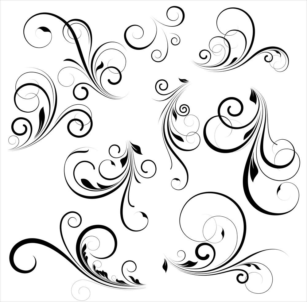 Vector Swirls