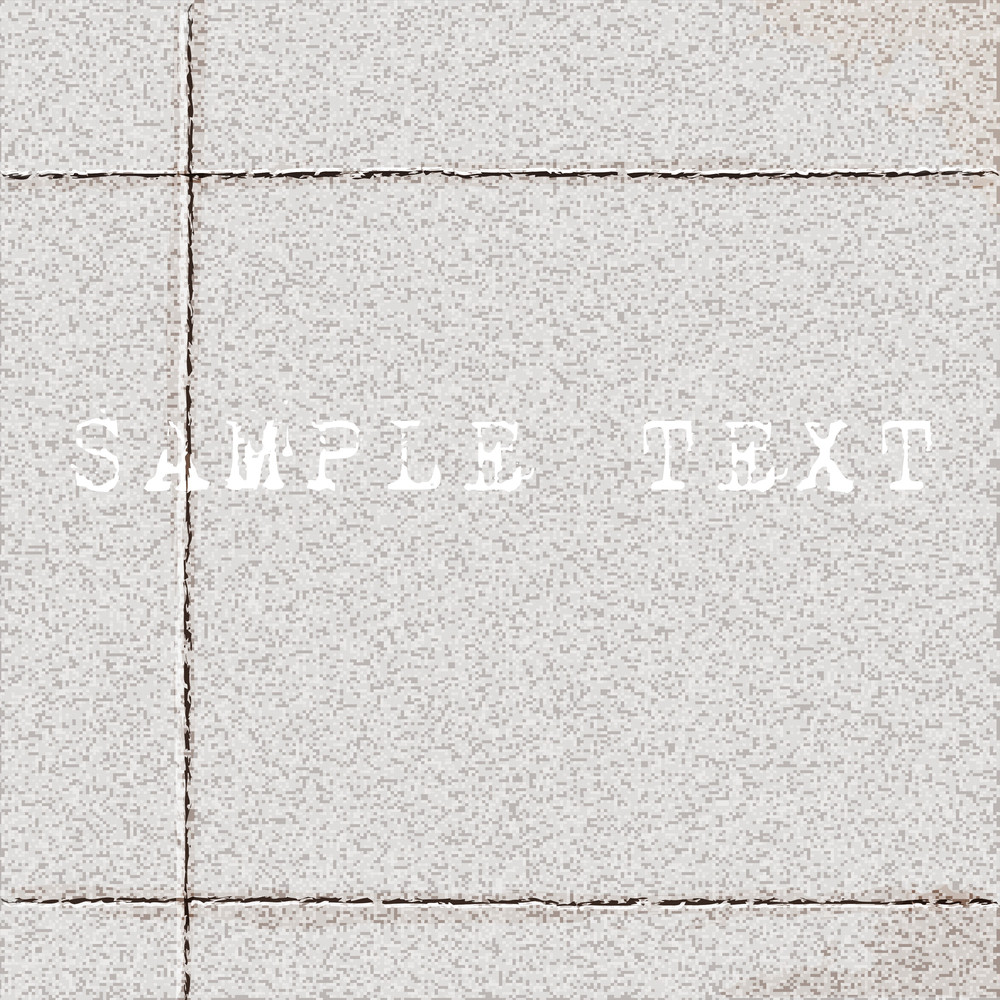 Vector Texture Of Tiled Ground