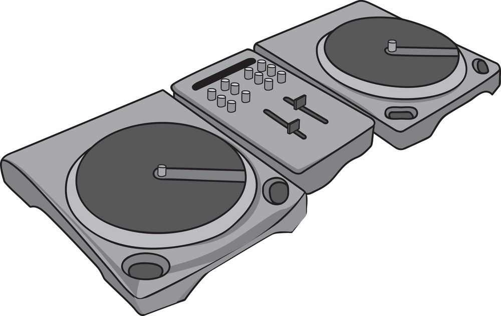 Vector Turntable