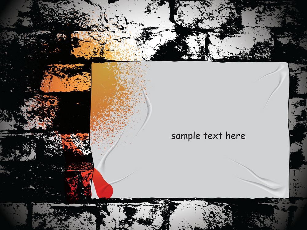Vector Urban Background With Lots Of Space For Text