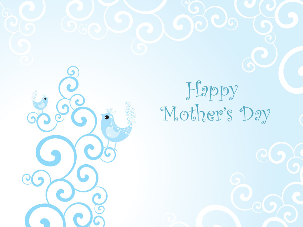 Vector Wallpaper For Mothers Day