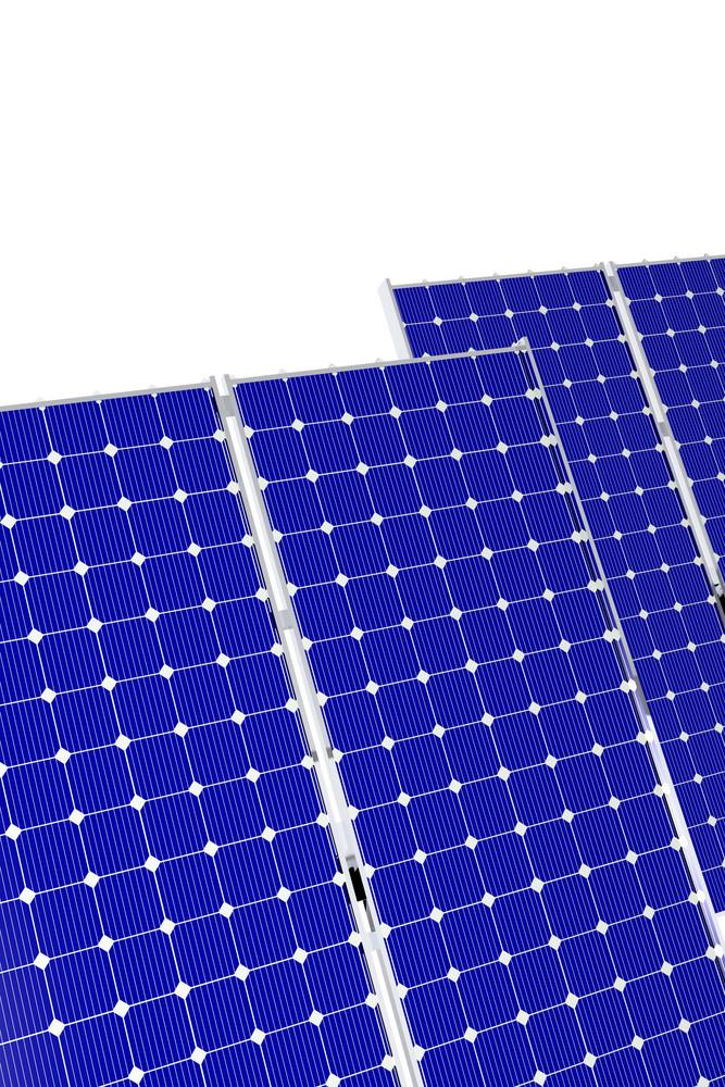 Vertical Solar Panels