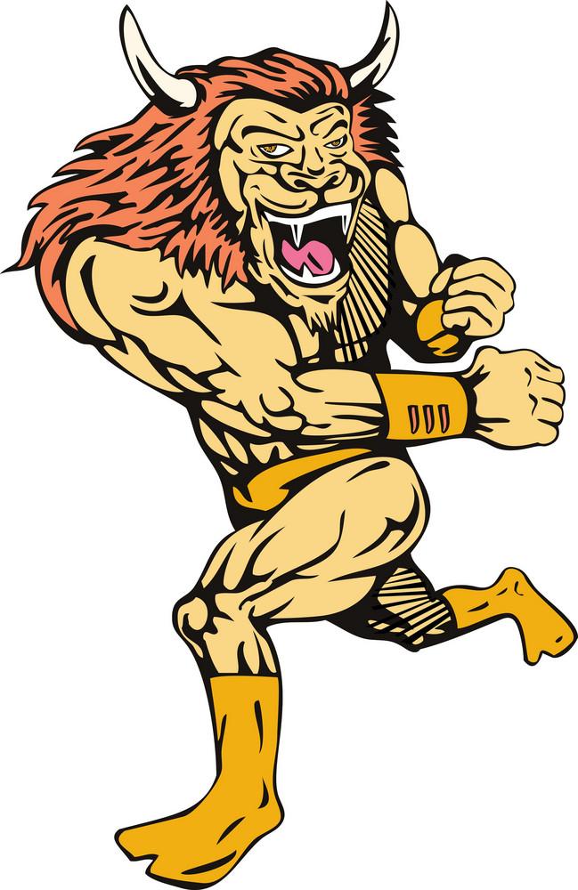 Villain Lionman