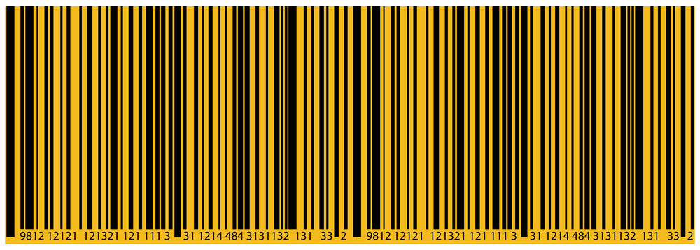 Vintage Barcode
