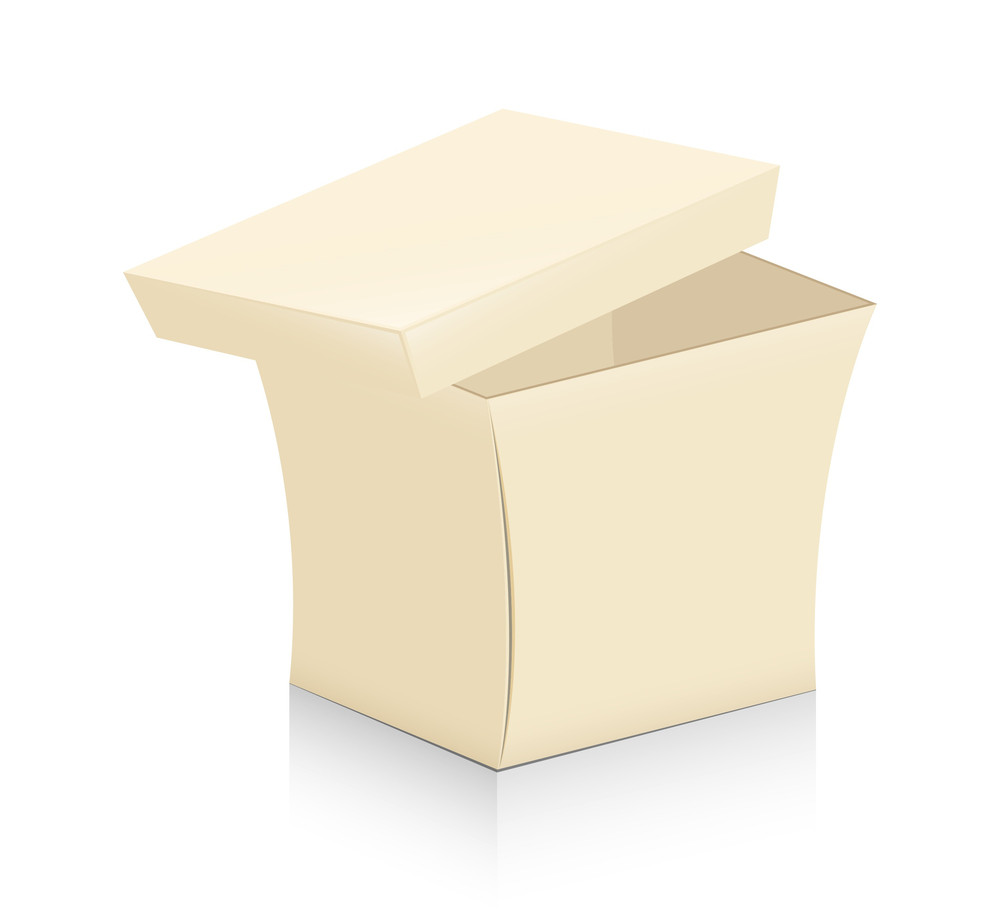 Vintage Box Design