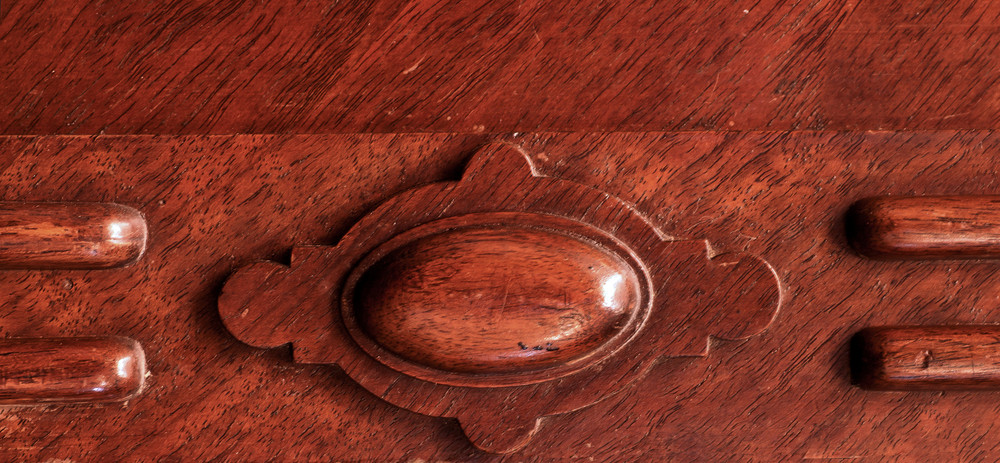 Vintage Carved