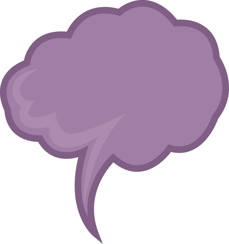 Vintage Chat Cloud