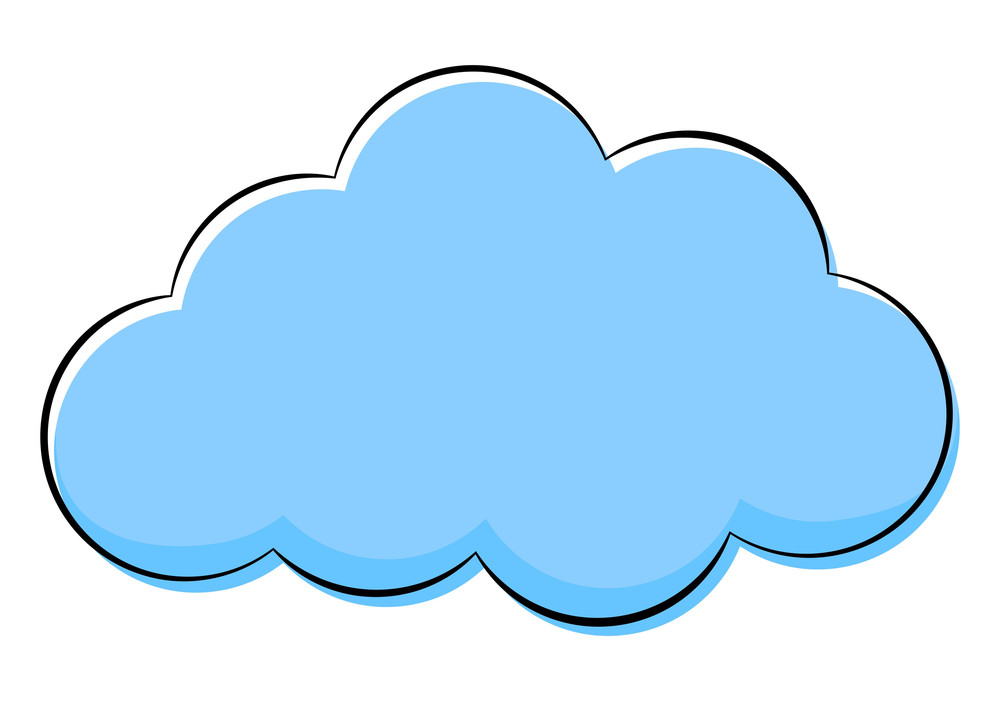Vintage Cloud Banner