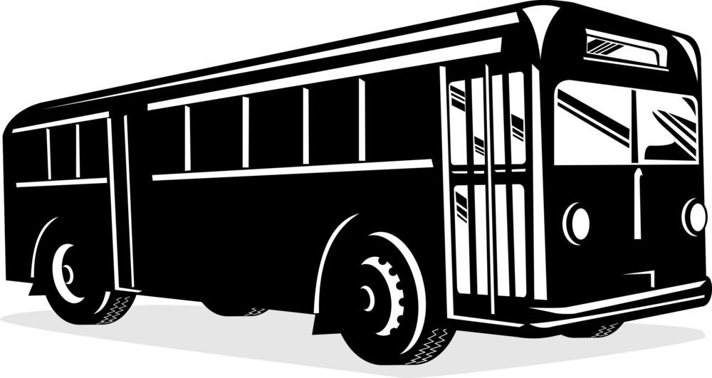 Vintage Coach Bus