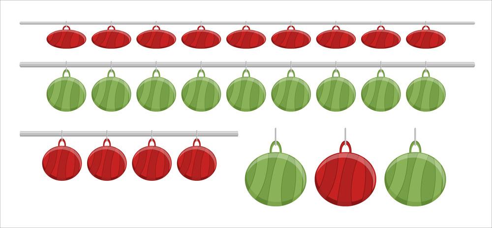Vintage Decor Christmas Elements
