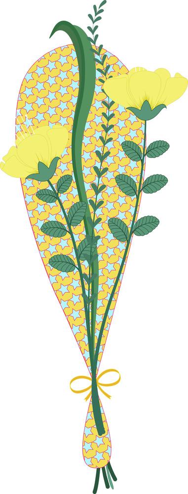 Vintage Decor Flowers