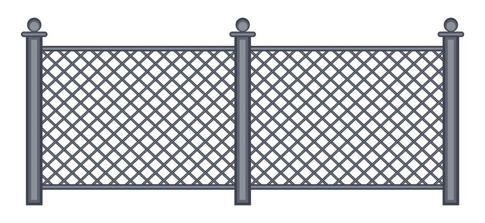 Vintage Fence Design