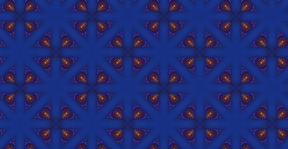 Vintage Floral Pattern Design Backdrop