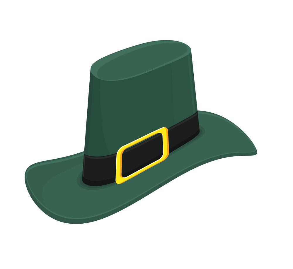 Vintage Leprechaun Hat