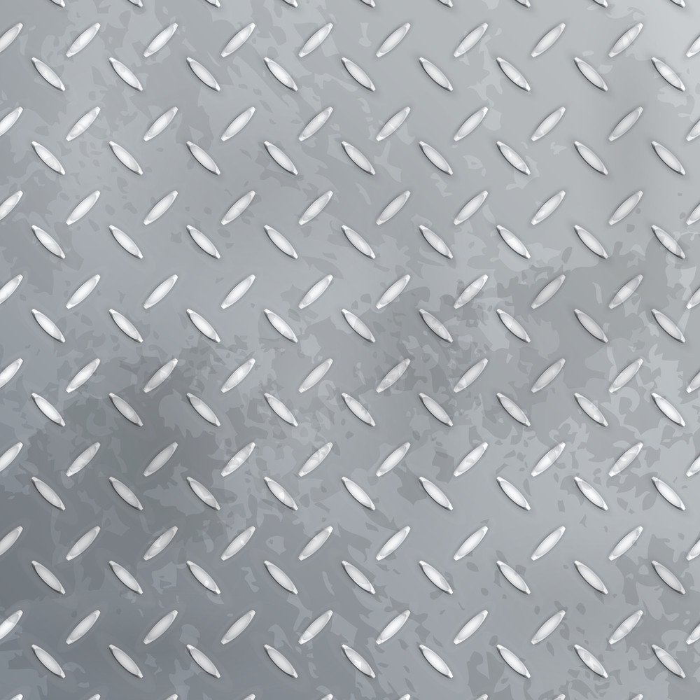 Vintage Metallic Diamond Sheet