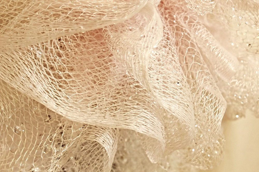 Vintage Net Texture