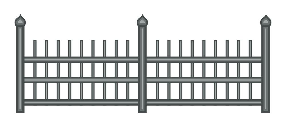 Vintage Old Fence