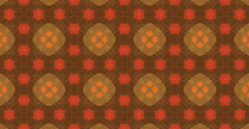 Vintage Pattern Design Vector Backdrop