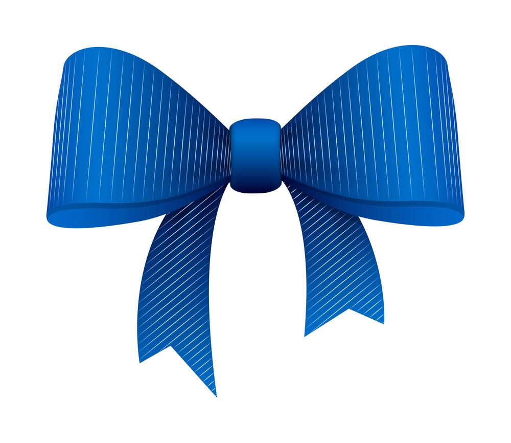 Vintage Ribbon Bow