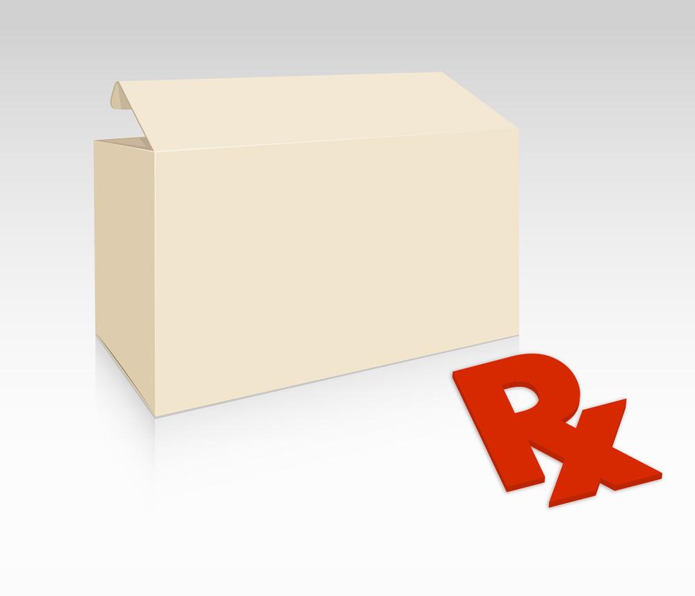Vintage Rx Box