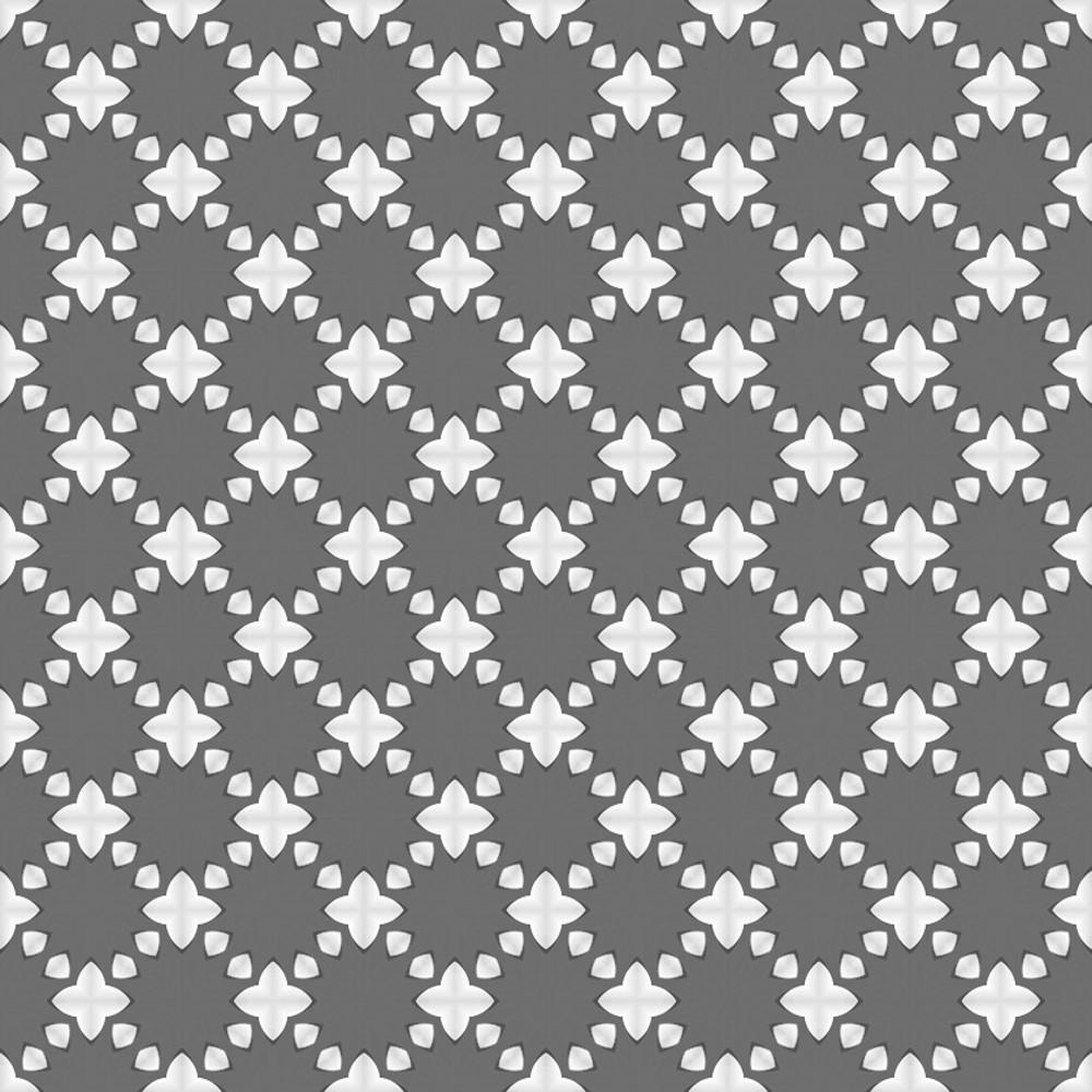Vintage Stars Pattern Bg