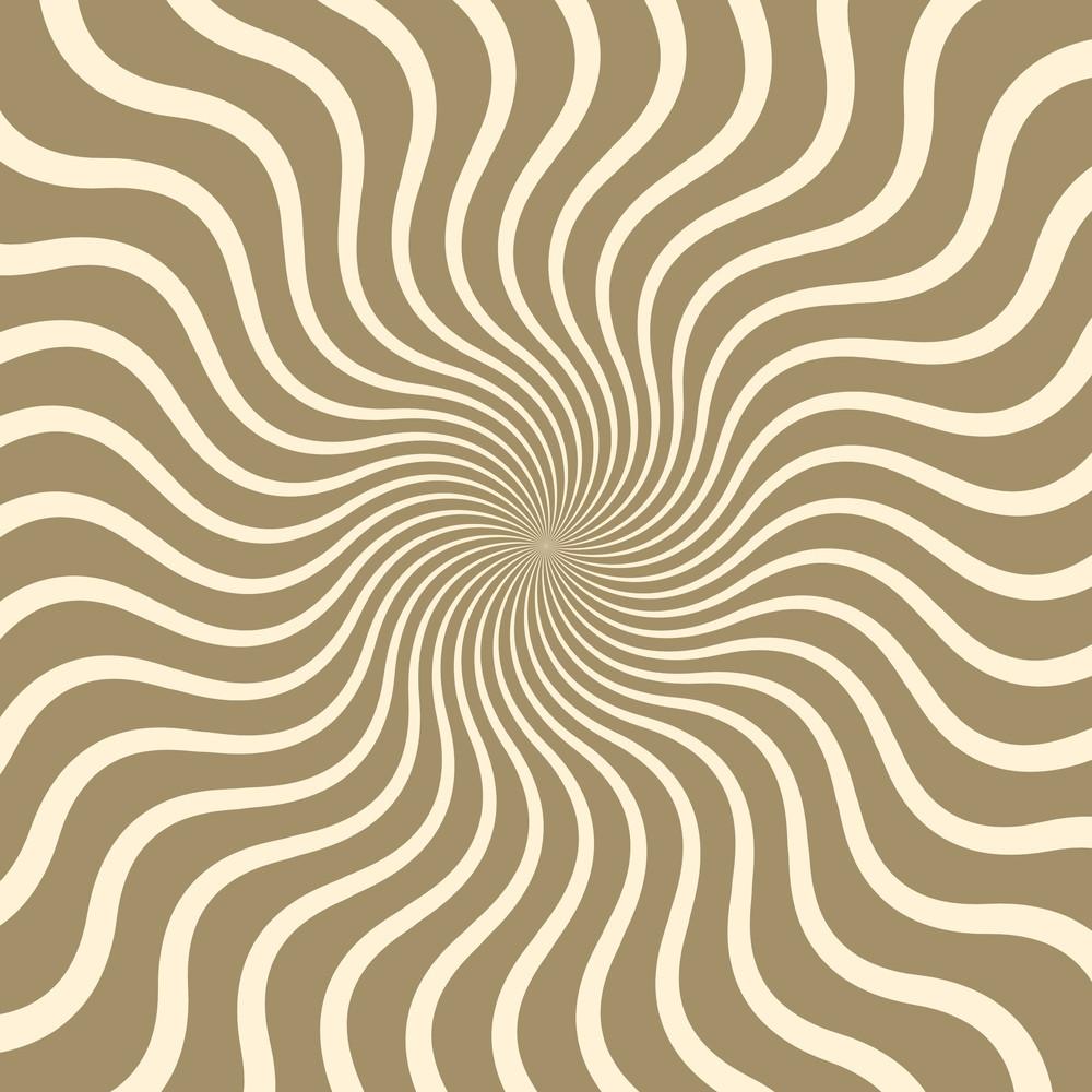 Vintage Swirl Lines