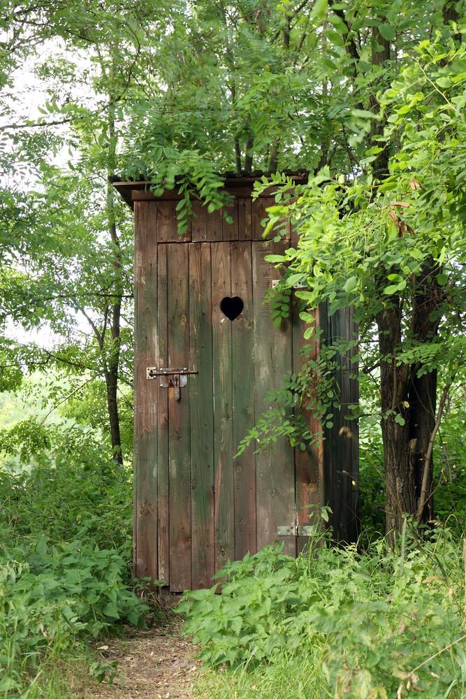 Vintage Toilet.