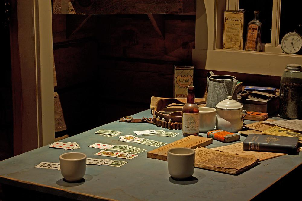 Vintage Western Desk