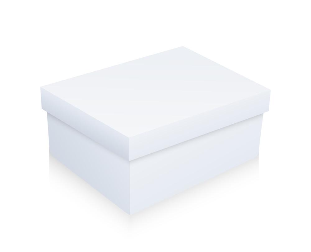 Vintage White Box