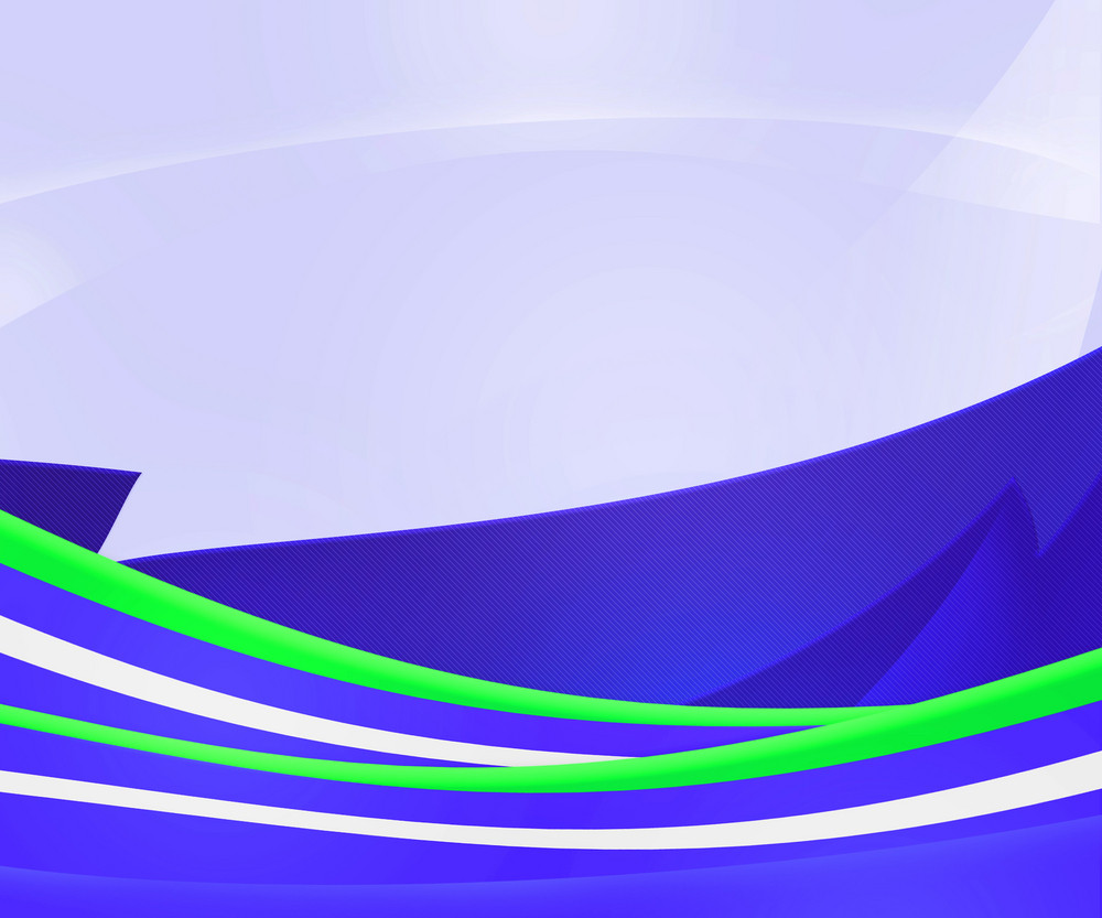 Violet Arc Abstract Shapes Background