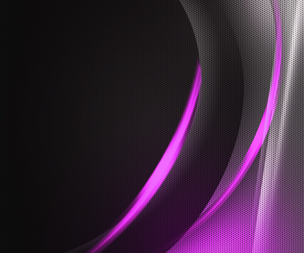 Violet Dark Tech Abstract Background