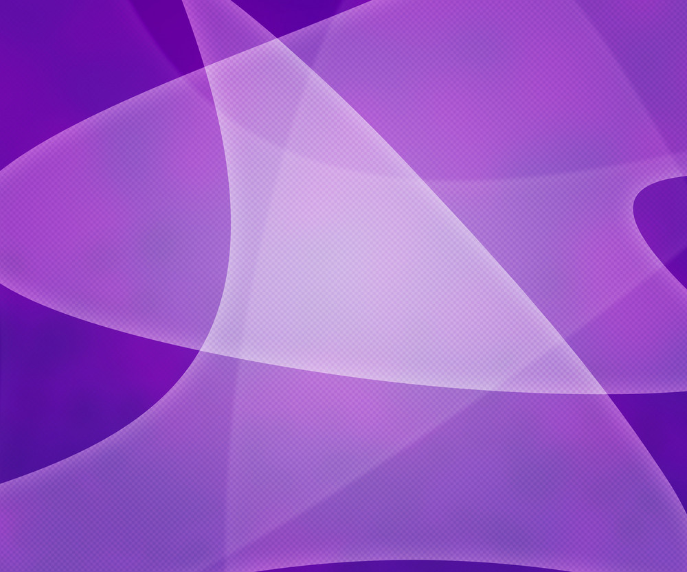 Violet Light Shapes Background