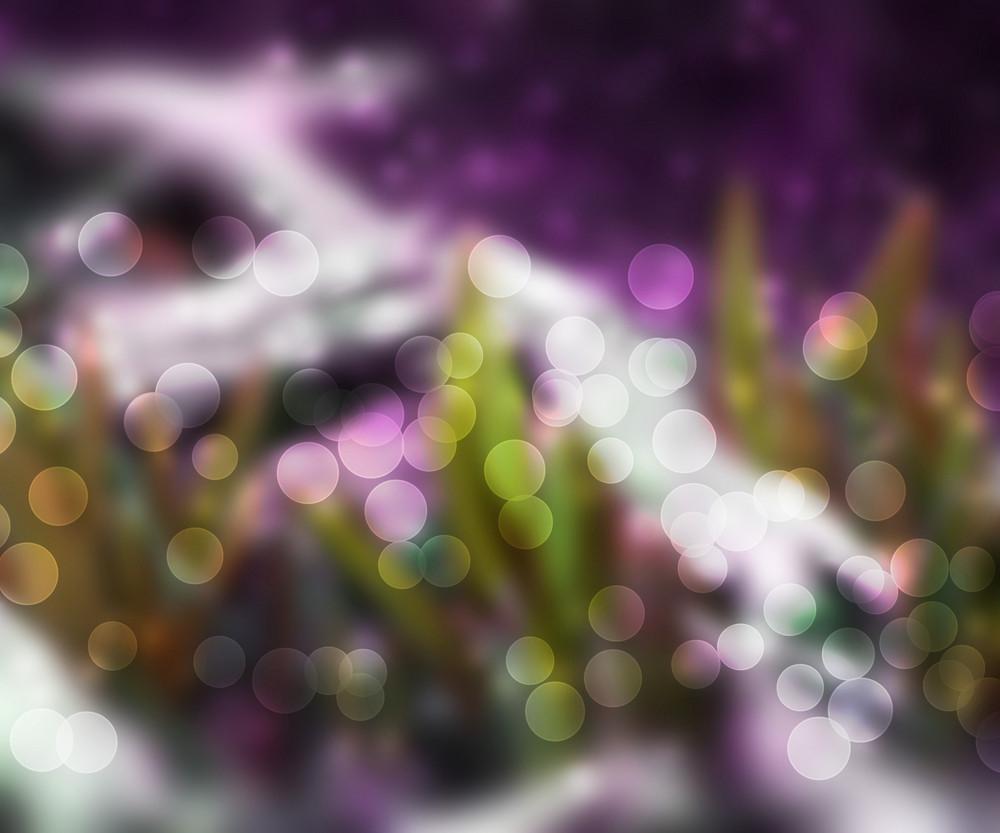 Violet Natural Background