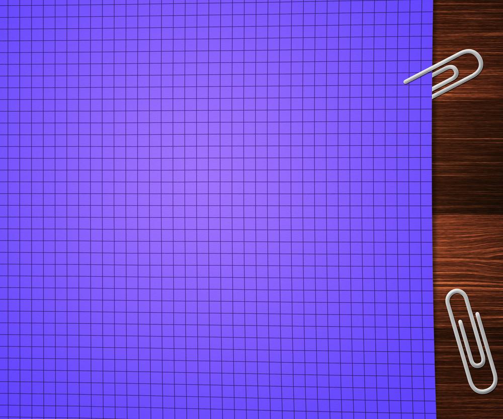 Violet Office Paper Background