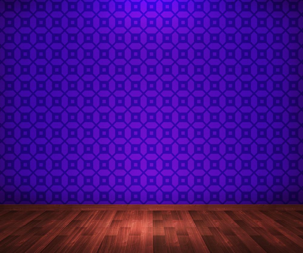 Violet Room Background